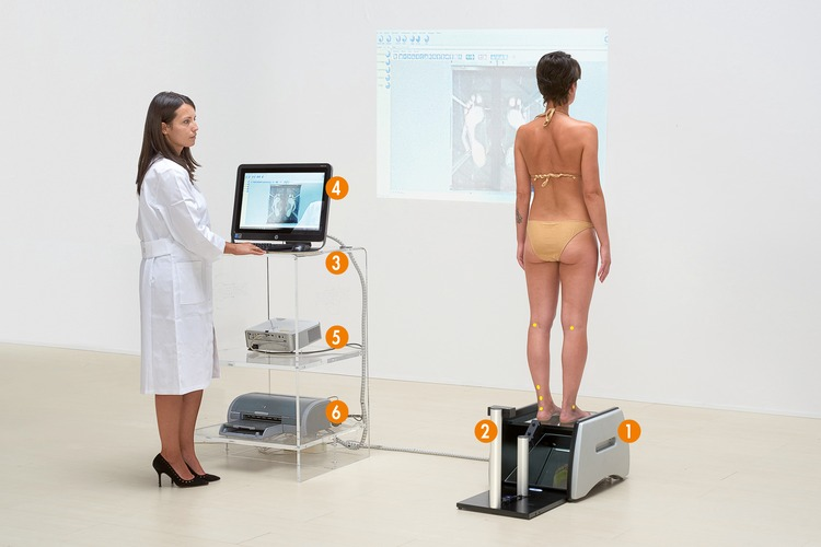 gps 110 postural lab medicom services ltd